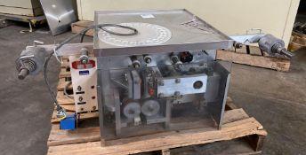 Mercury Pkg. Machine Corp, Model, SHP