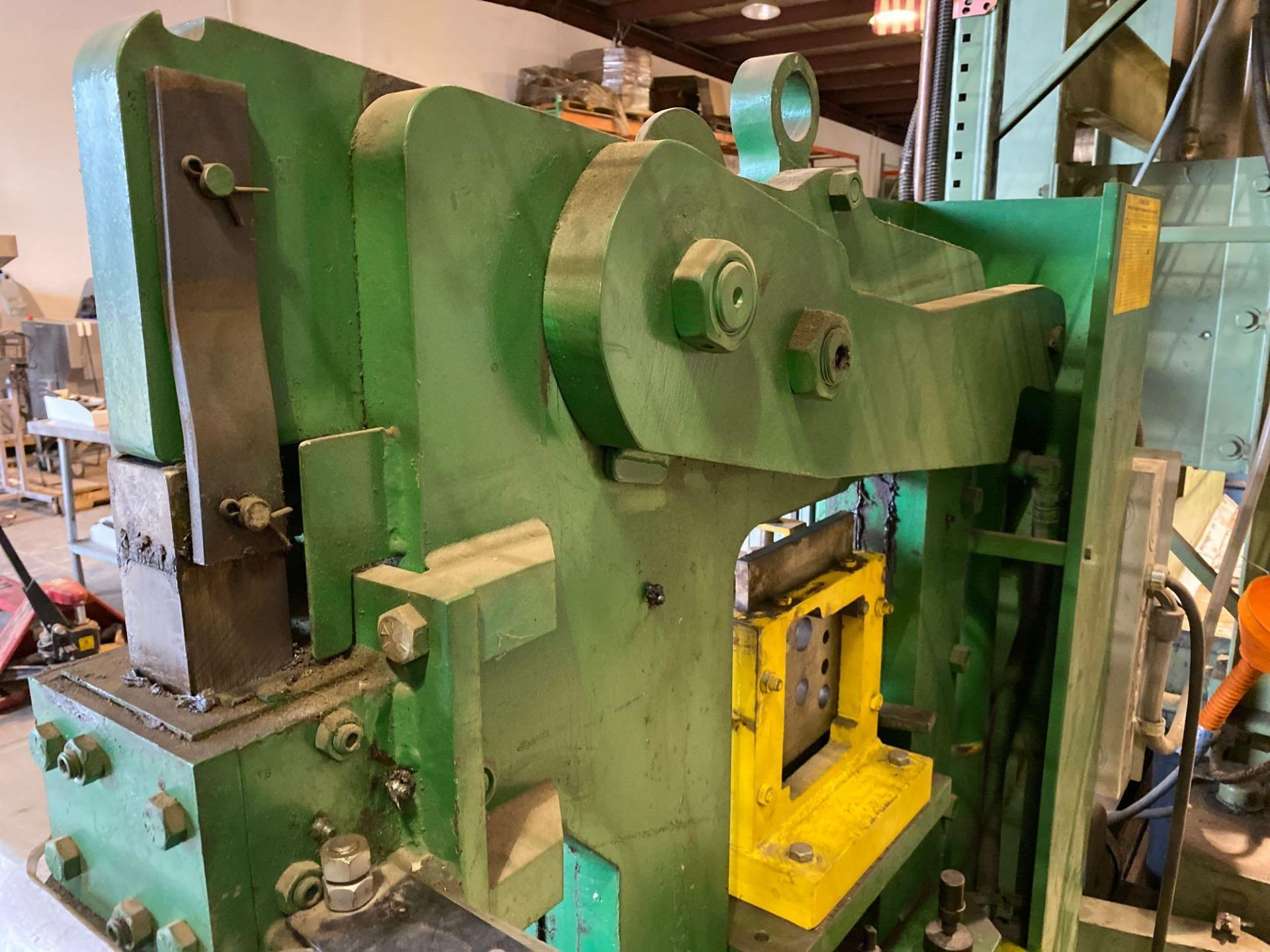 Uni-Hydro Iron Worker 66 Ton - Image 15 of 15