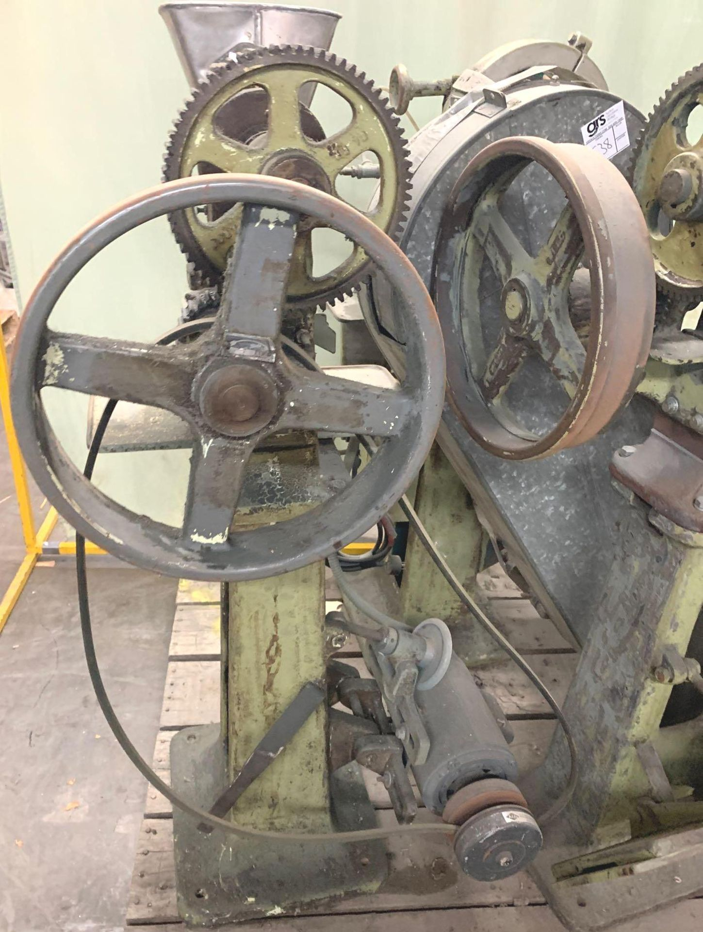 (3) Stokes Model E Tablet Presses - Sold For Parts - Image 3 of 13