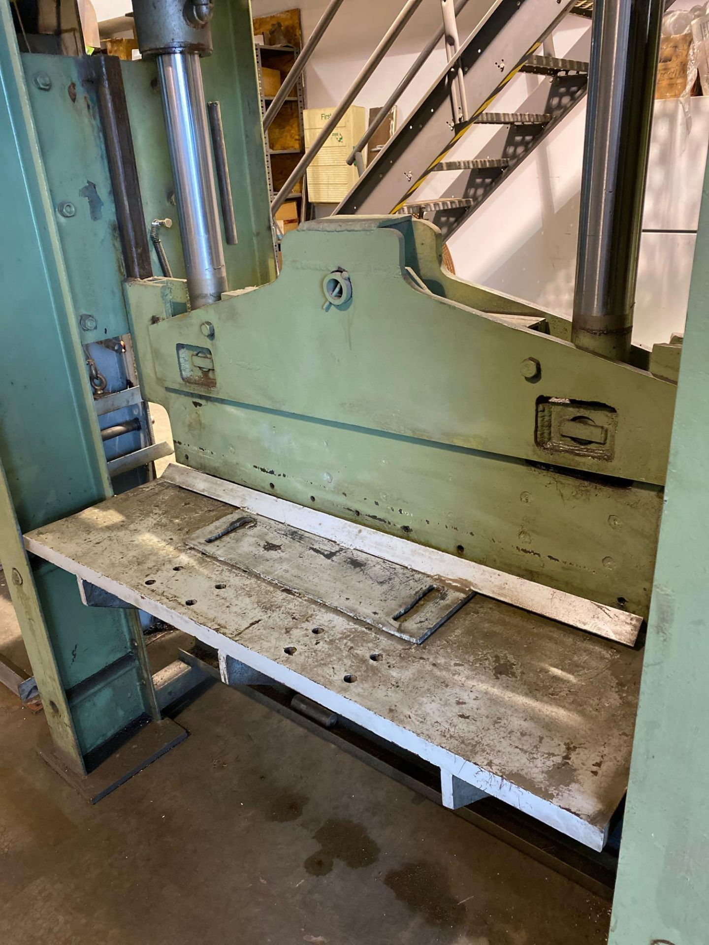 60 + Metal Press Brake - Image 2 of 10