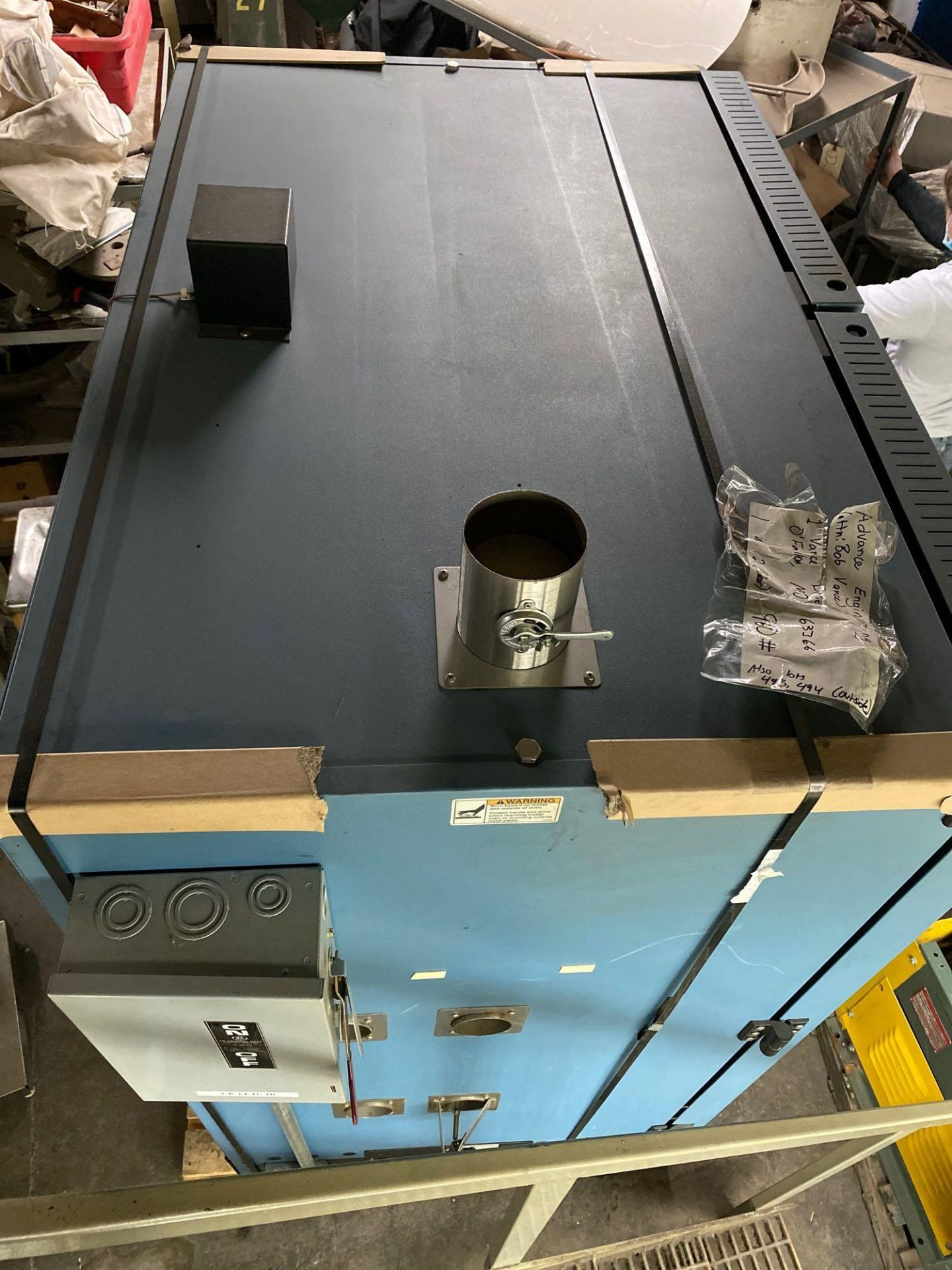 Blue M Electric Lab Oven - Image 9 of 16
