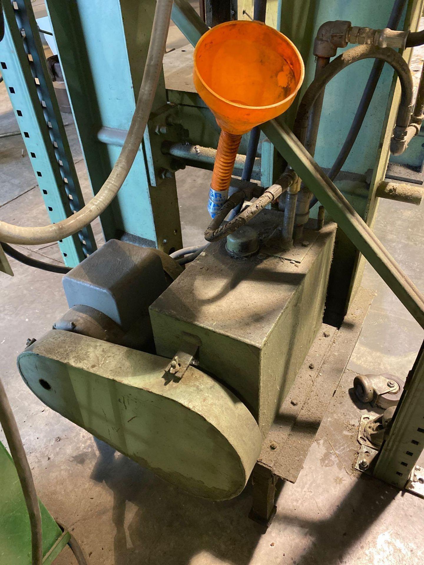 60 + Metal Press Brake - Image 8 of 10