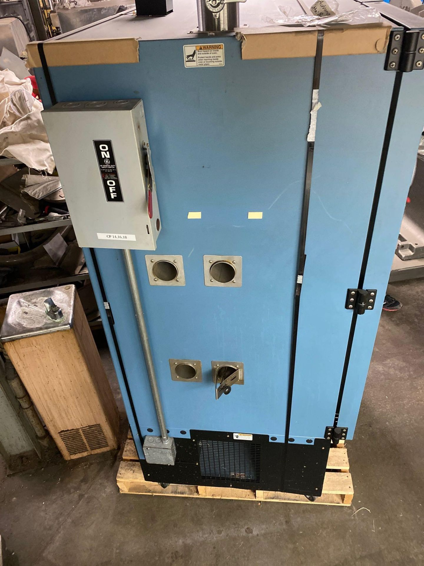Blue M Electric Lab Oven - Image 12 of 16