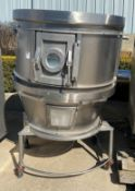Stainless Steel Industrial Sifter