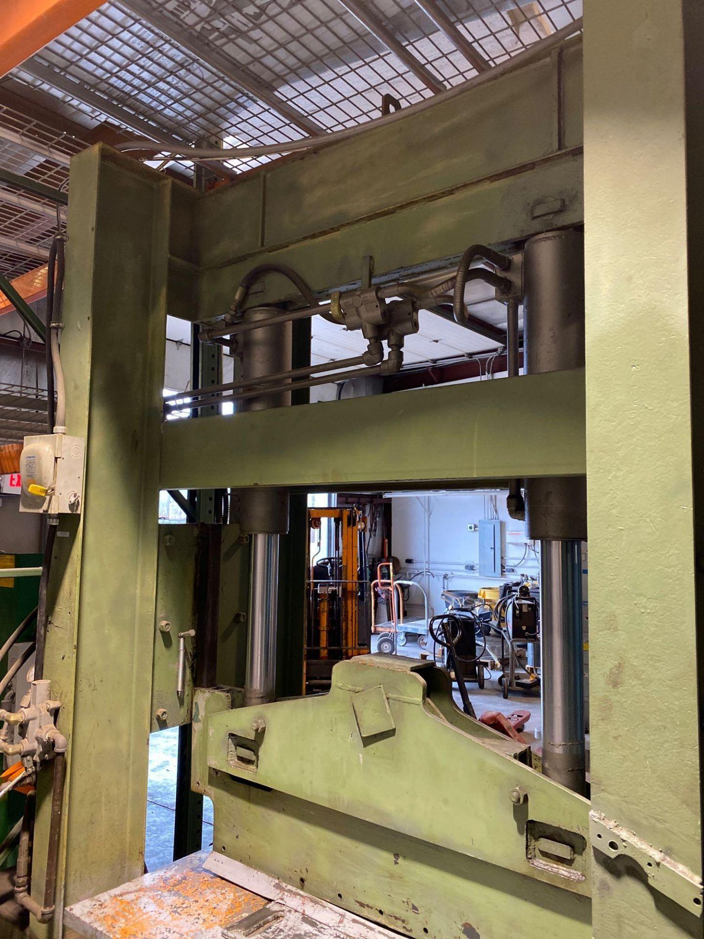 60 + Metal Press Brake - Image 5 of 10