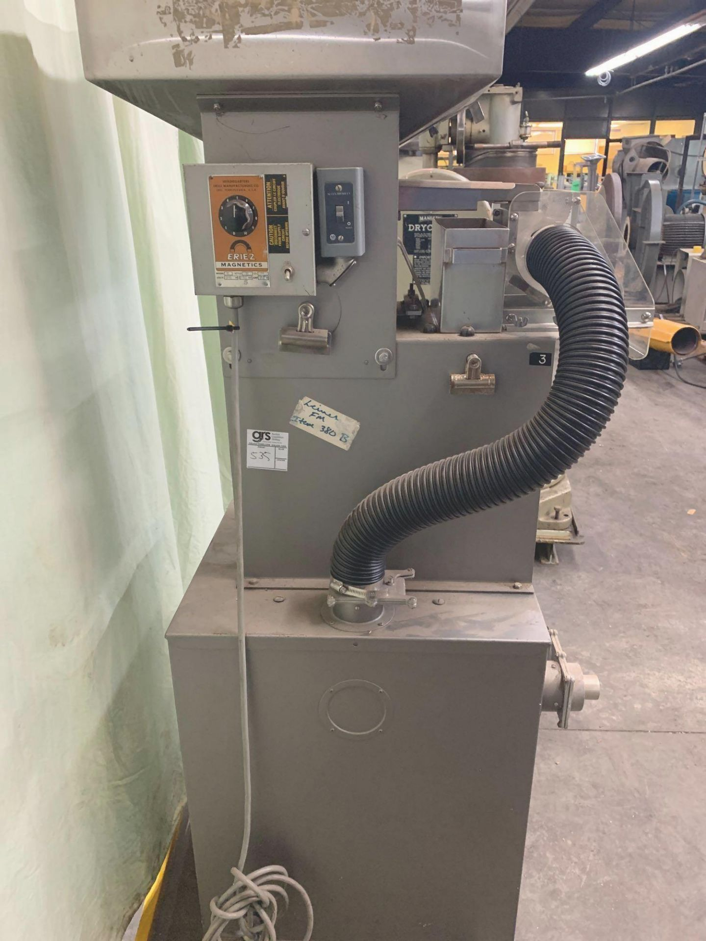 Lakso Vibratory Tablet Feeder w/ Donaldson Dust Collector - Image 2 of 13