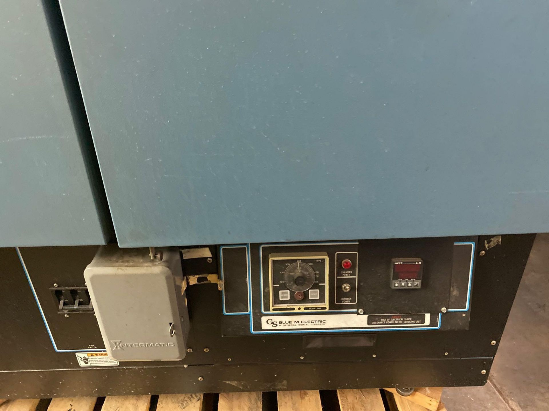 Blue M Electric Lab Oven - Image 3 of 16