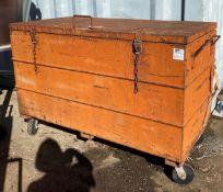 Orange Job Box