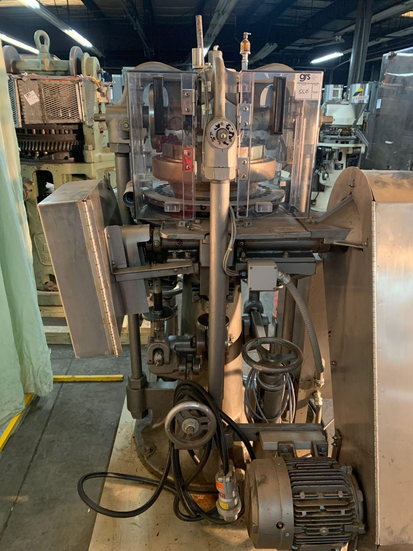 Stokes 580-1, 35 Station Tablet Press - Image 7 of 10