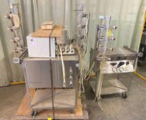 Aqueous Coating Pump Cabinet