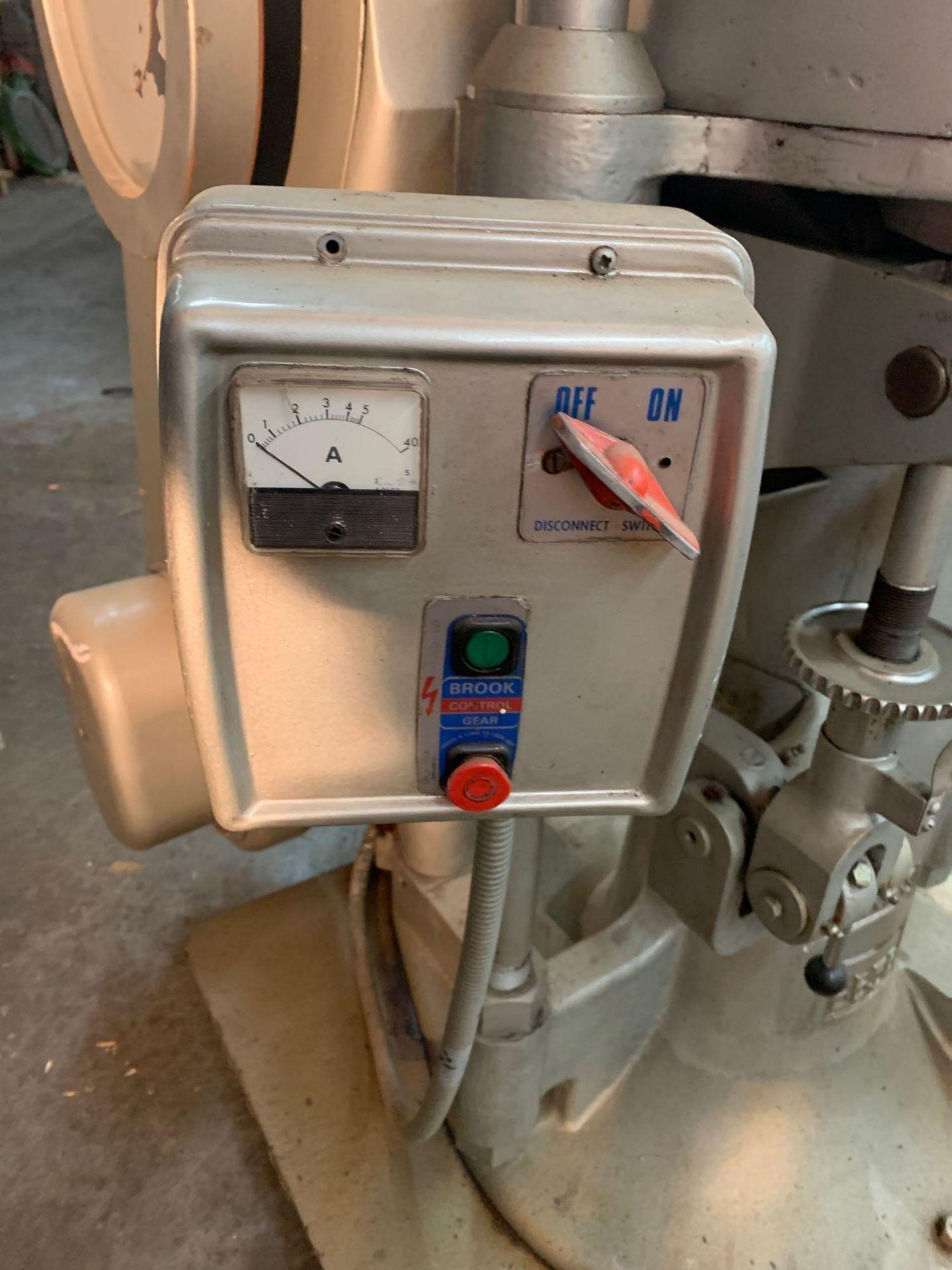Manesty 35 Station BB3B Tablet Press - Image 4 of 8