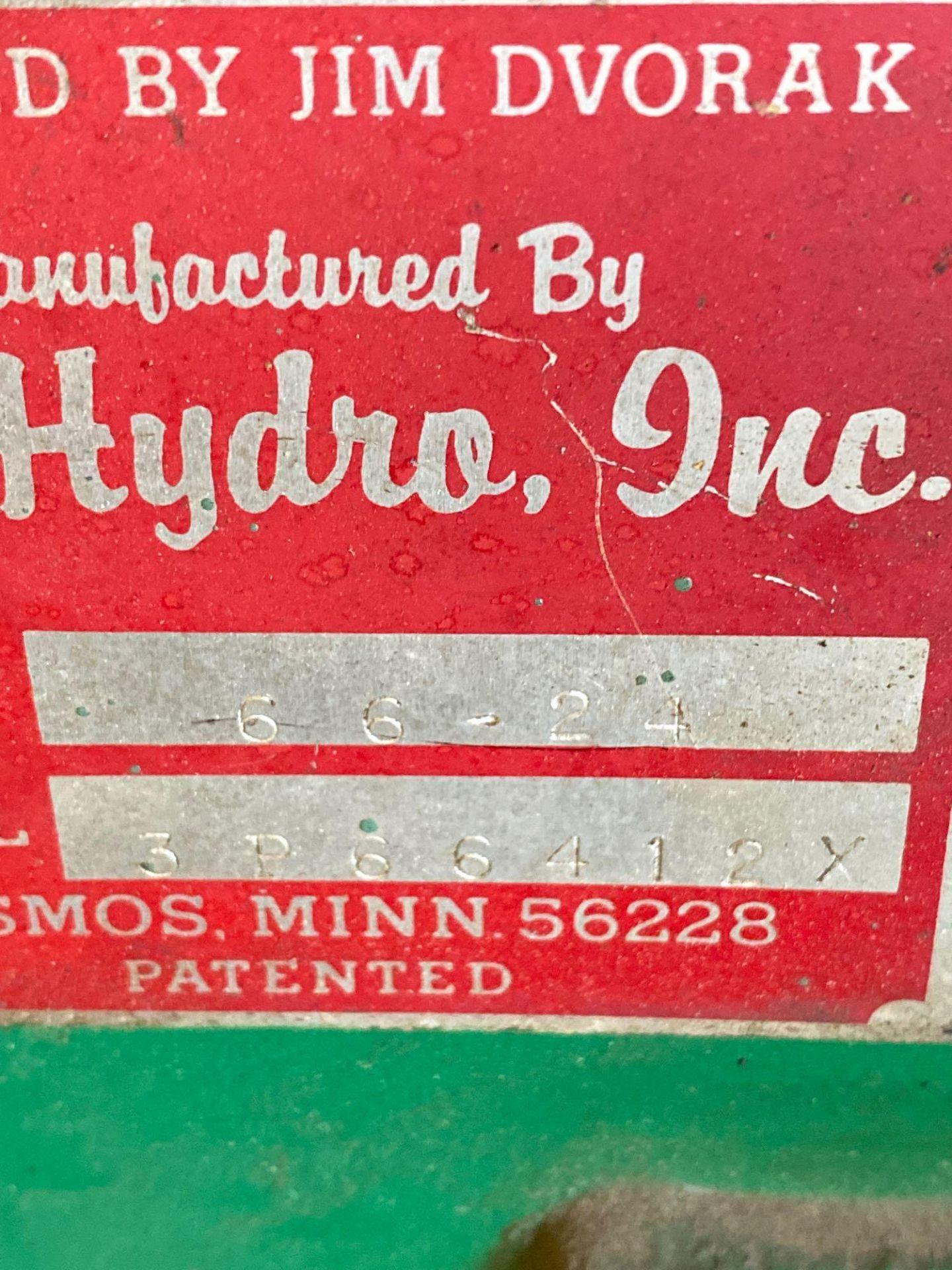 Uni-Hydro Iron Worker 66 Ton - Image 9 of 15