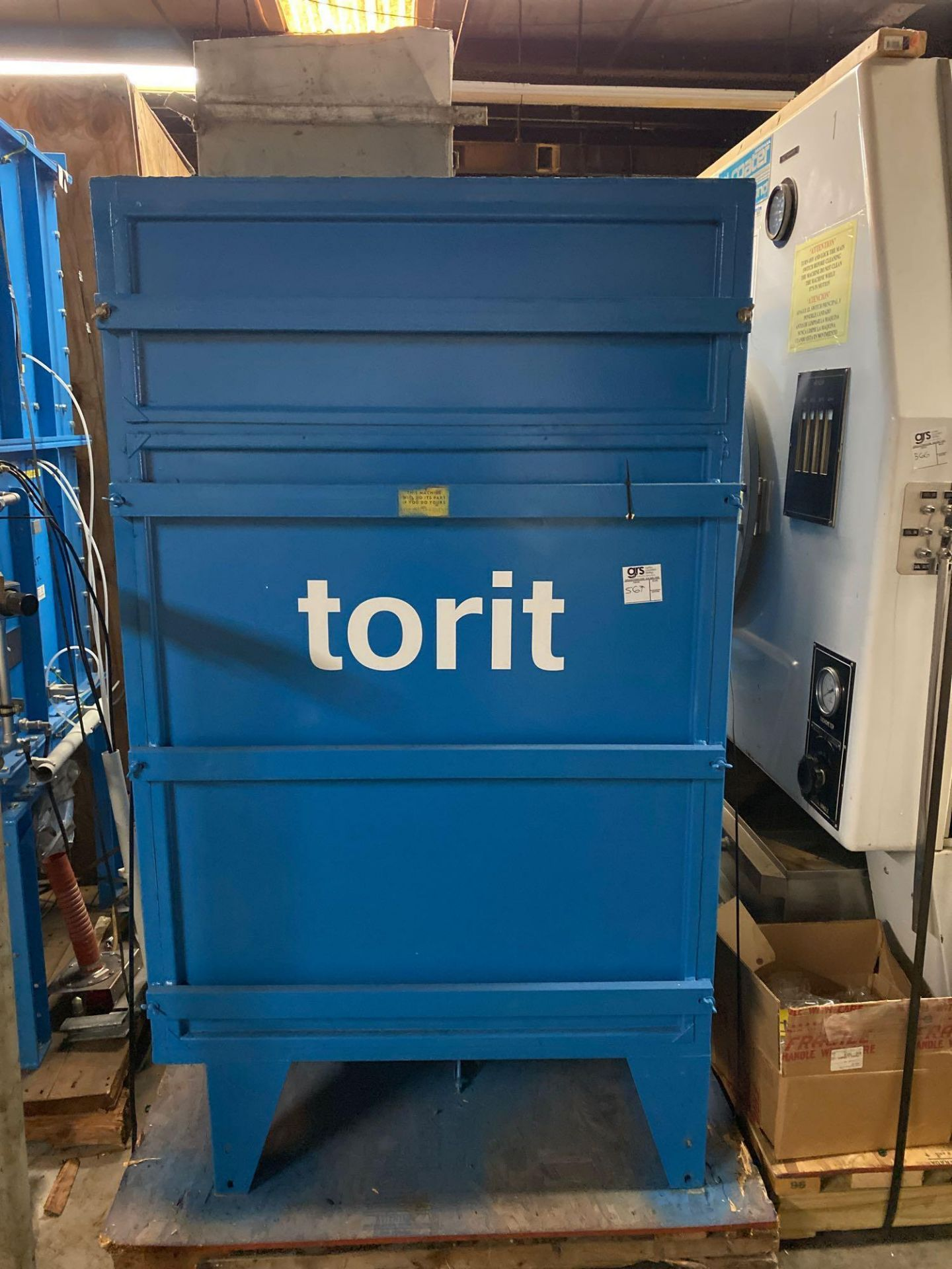 Torit Dust Collector Cabinet