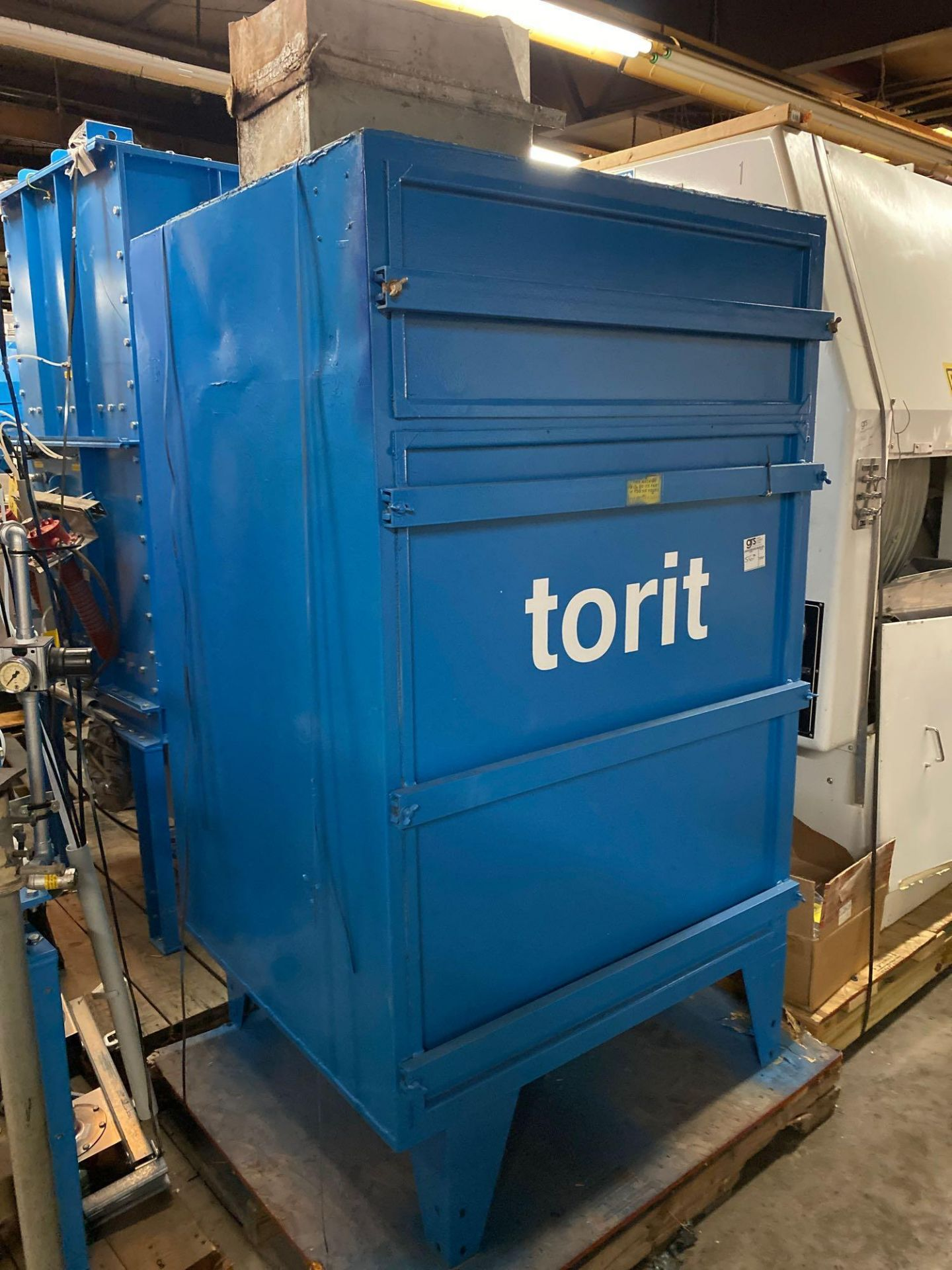 Torit Dust Collector Cabinet - Image 4 of 4