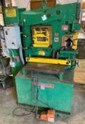 Uni-Hydro Iron Worker 66 Ton