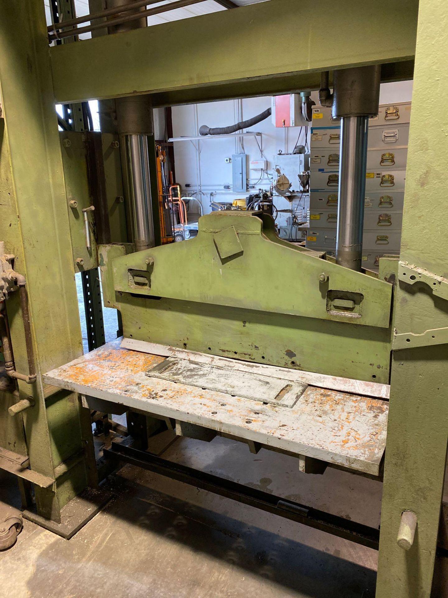 60 + Metal Press Brake - Image 4 of 10