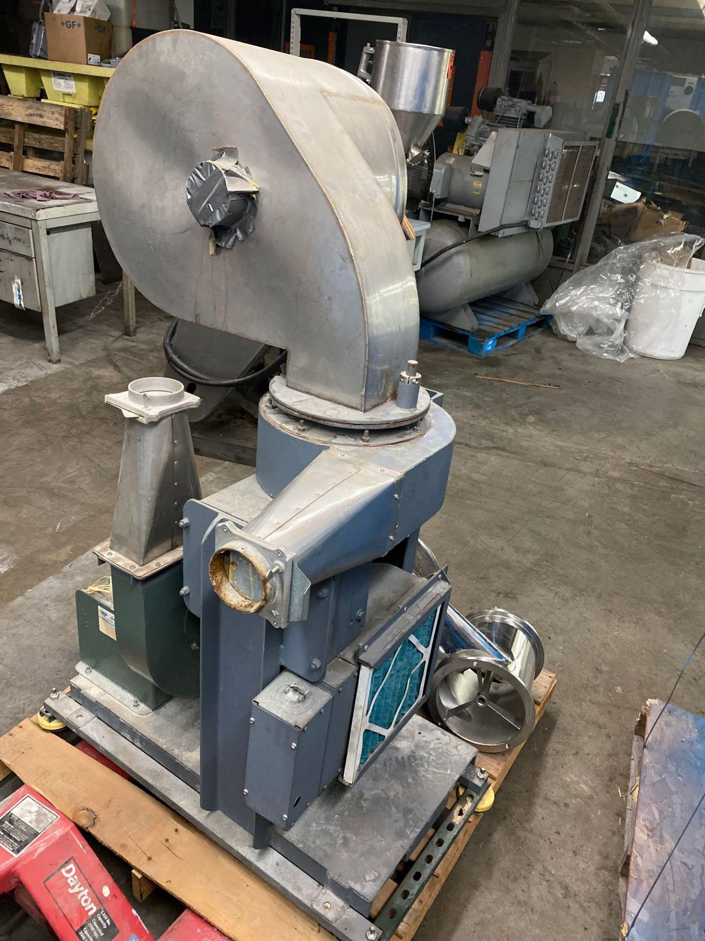 New York co. Blower - Image 4 of 8
