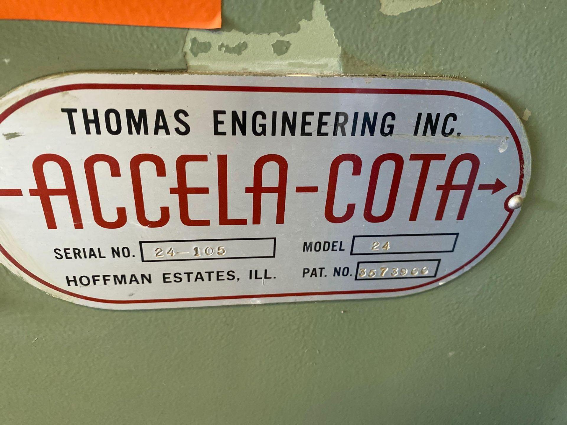 Accela-Cota Tablet Coater - Image 9 of 11