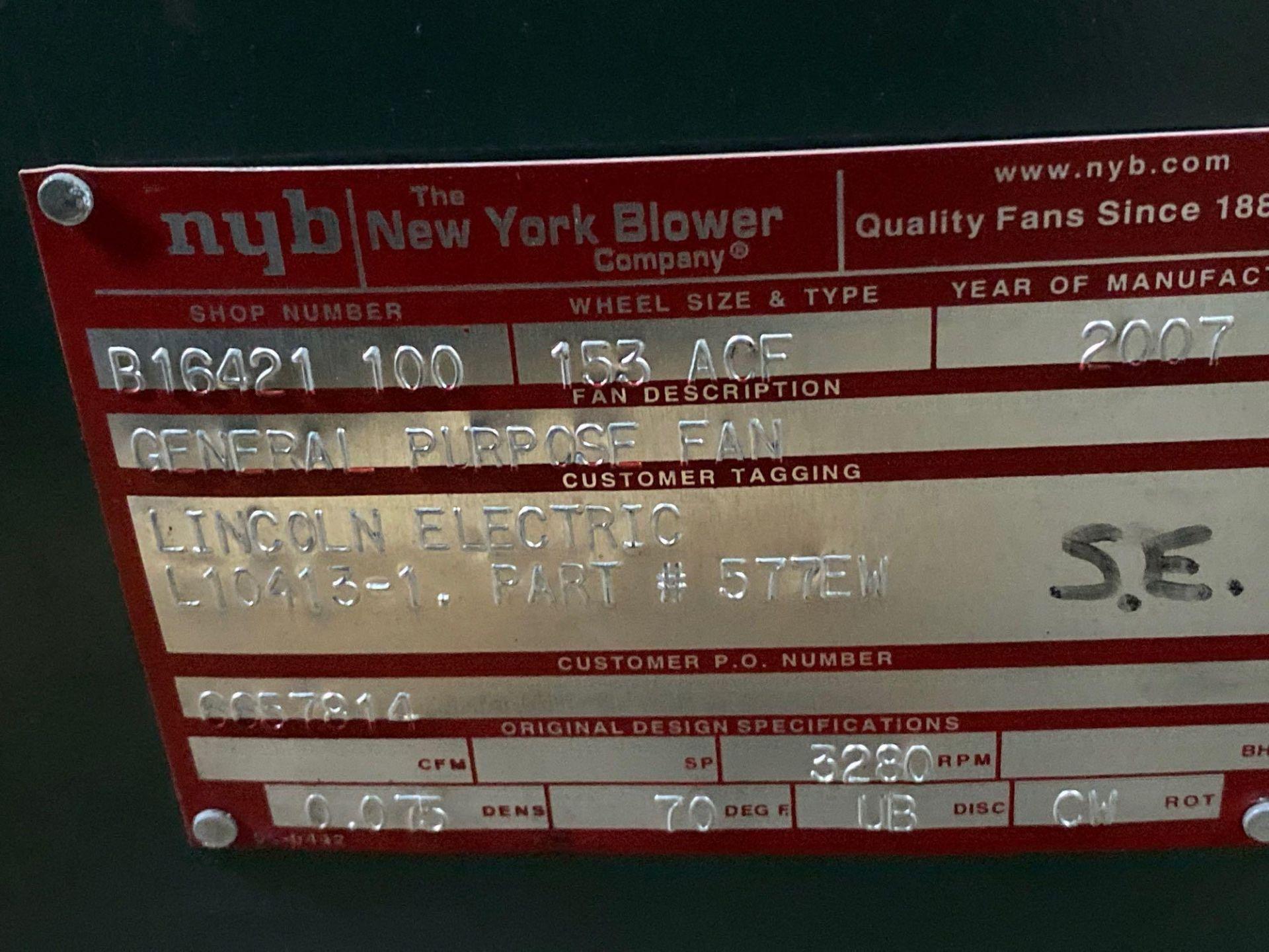 New York Blower Company - Image 5 of 8