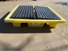(8) Barrel Containment Pallet