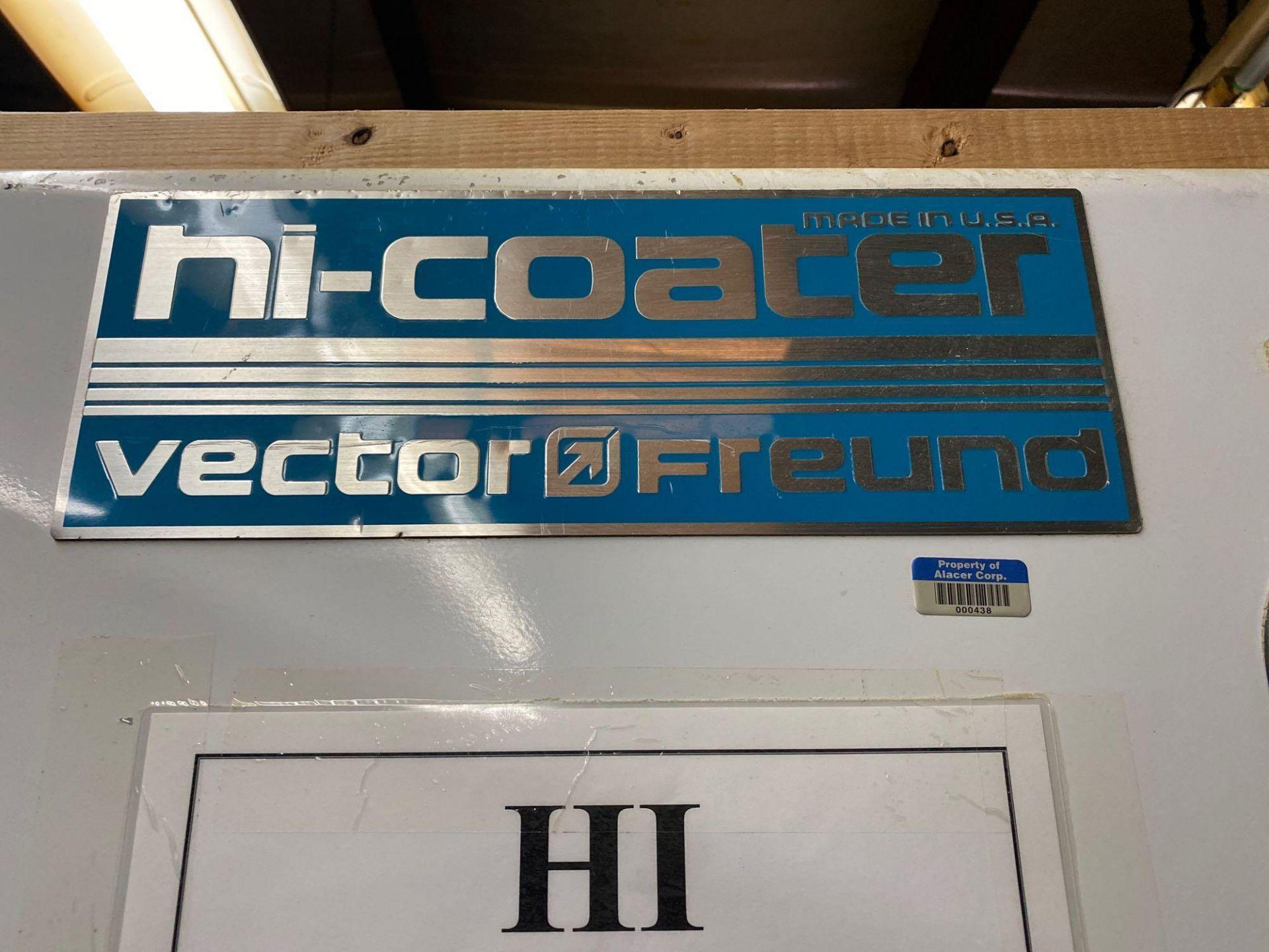VectorFurend Hi-Coater, Flow Control Pump/Pressure Control - Image 16 of 18