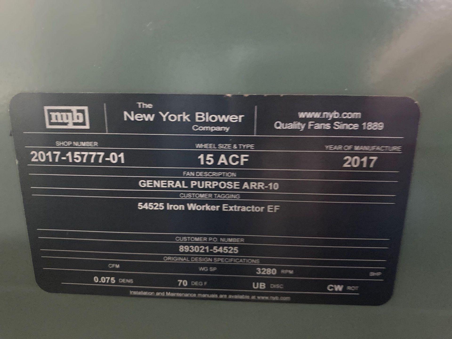New York Blower Company - Image 4 of 8