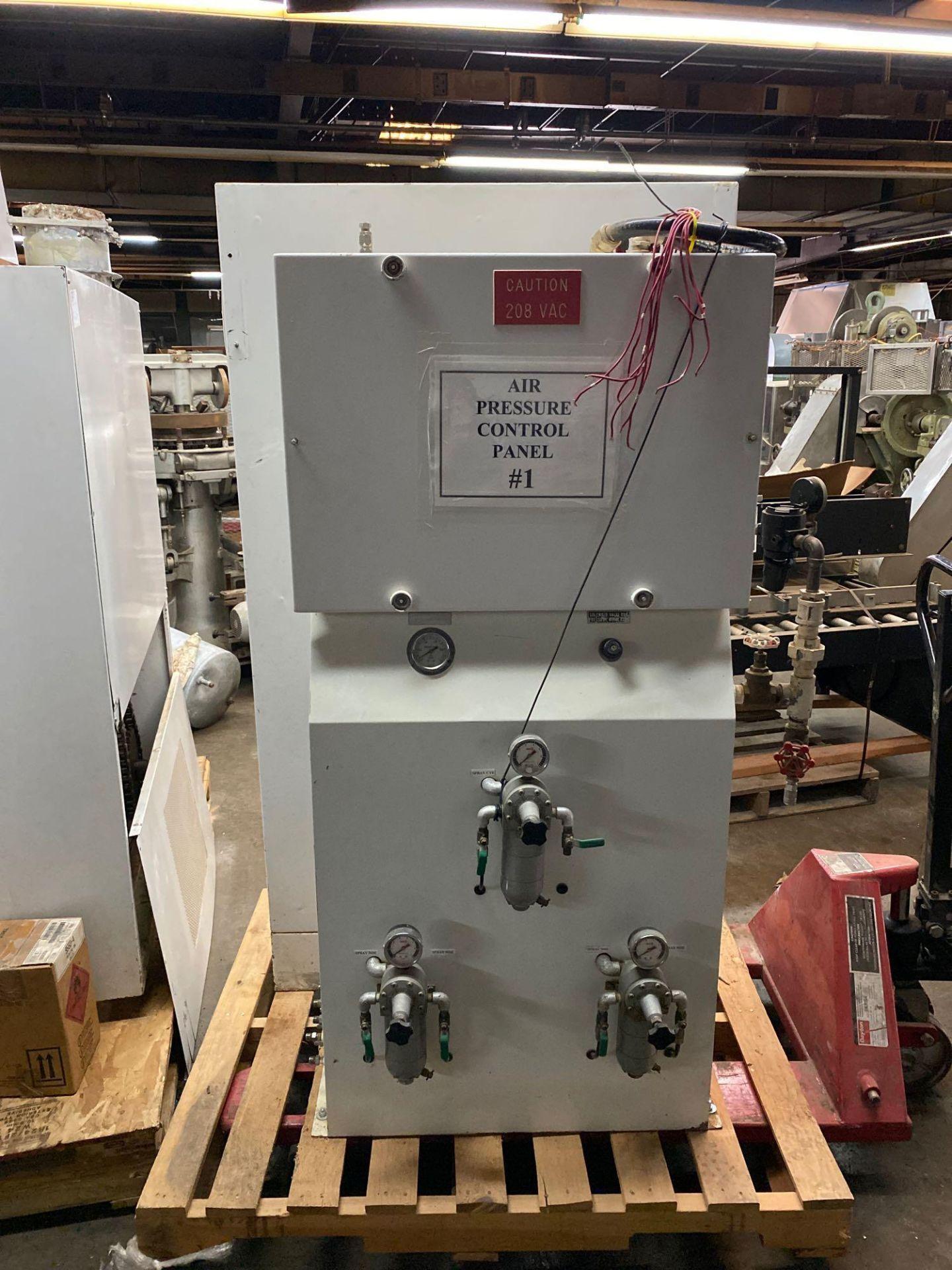 VectorFurend Hi-Coater, Flow Control Pump/Pressure Control - Image 4 of 18