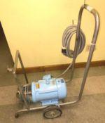 Reliance AC EZ Clean Motor