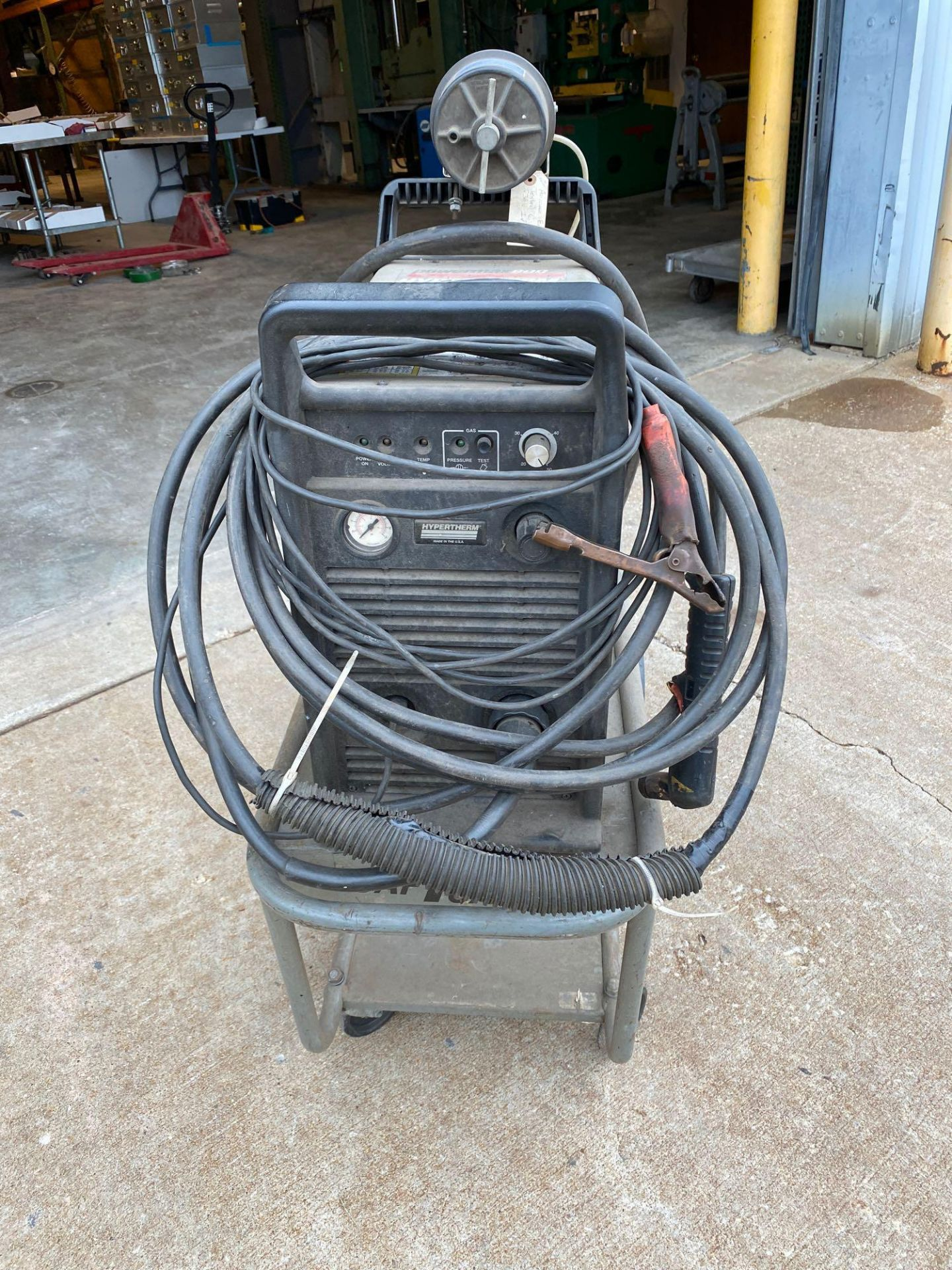 Power Max 800 Hypertherm Plasma Cutter - Image 3 of 8