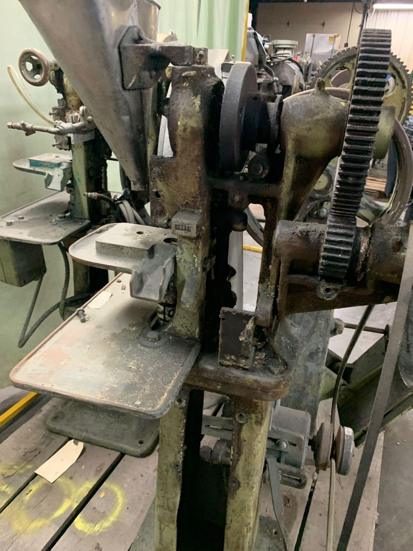 (3) Stokes Model E Tablet Presses - Sold For Parts - Image 5 of 13