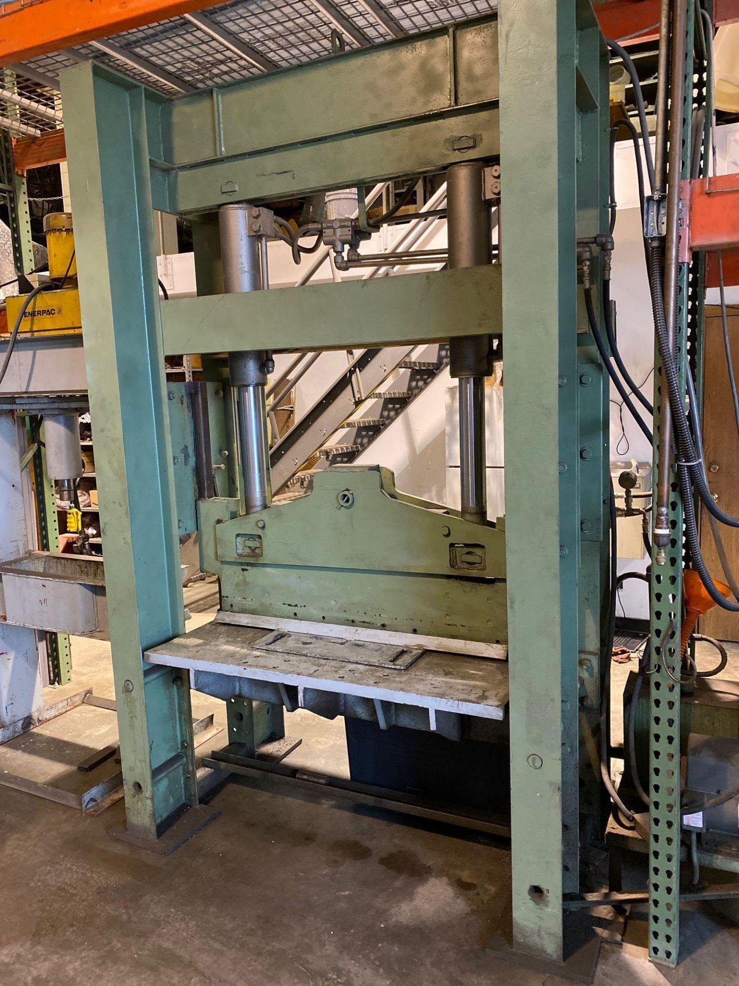 60 + Metal Press Brake - Image 3 of 10