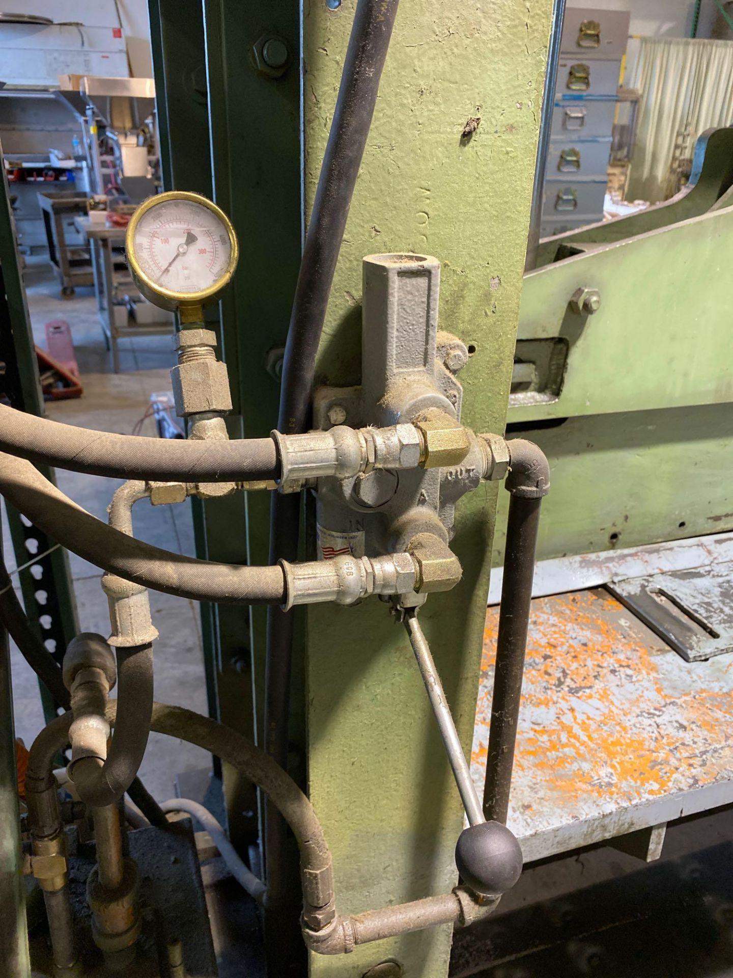 60 + Metal Press Brake - Image 7 of 10