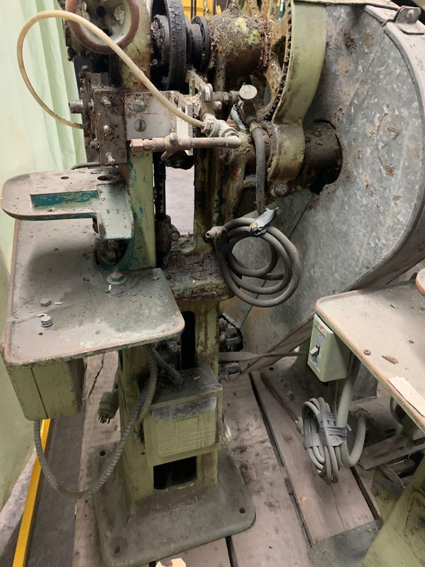 (3) Stokes Model E Tablet Presses - Sold For Parts - Image 8 of 13