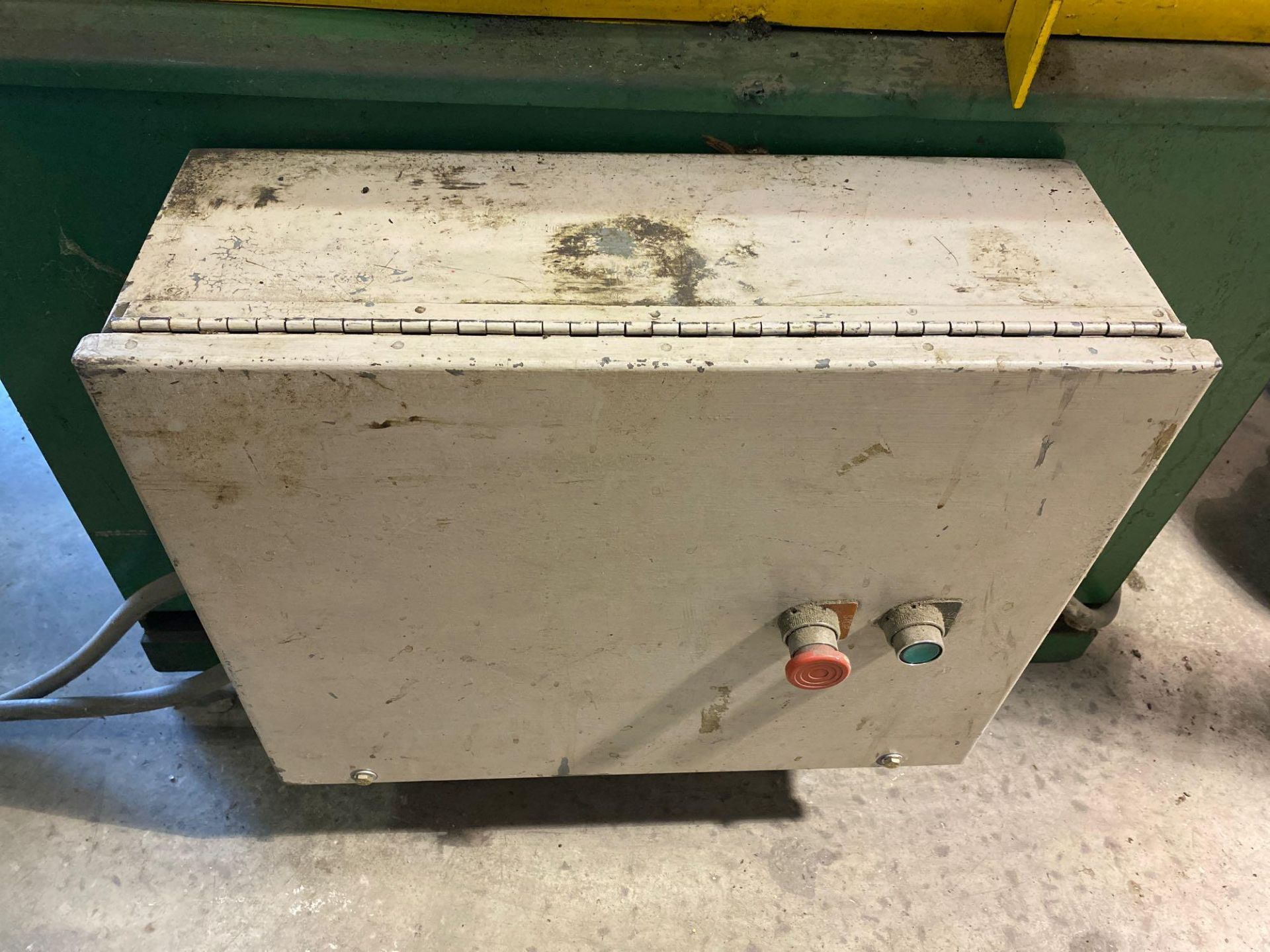 Sheet Metal Roller and Power Box - Image 7 of 7