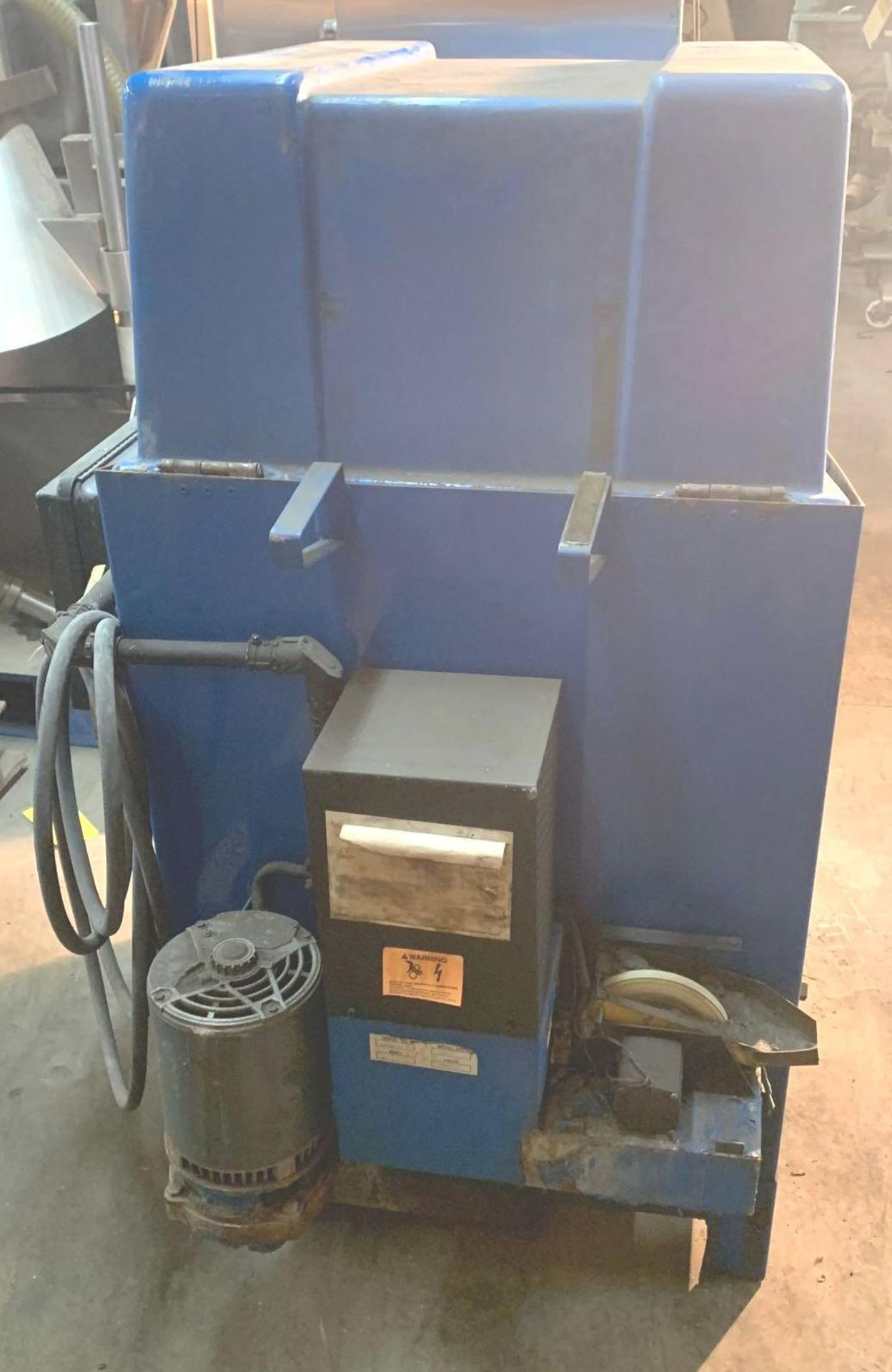 ArmaKleen Co Heated Parts Washer Model #TLW-2