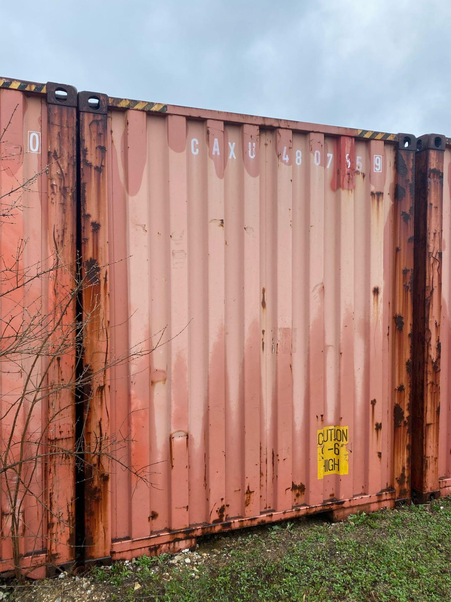 Shipping Containers - Image 3 of 3