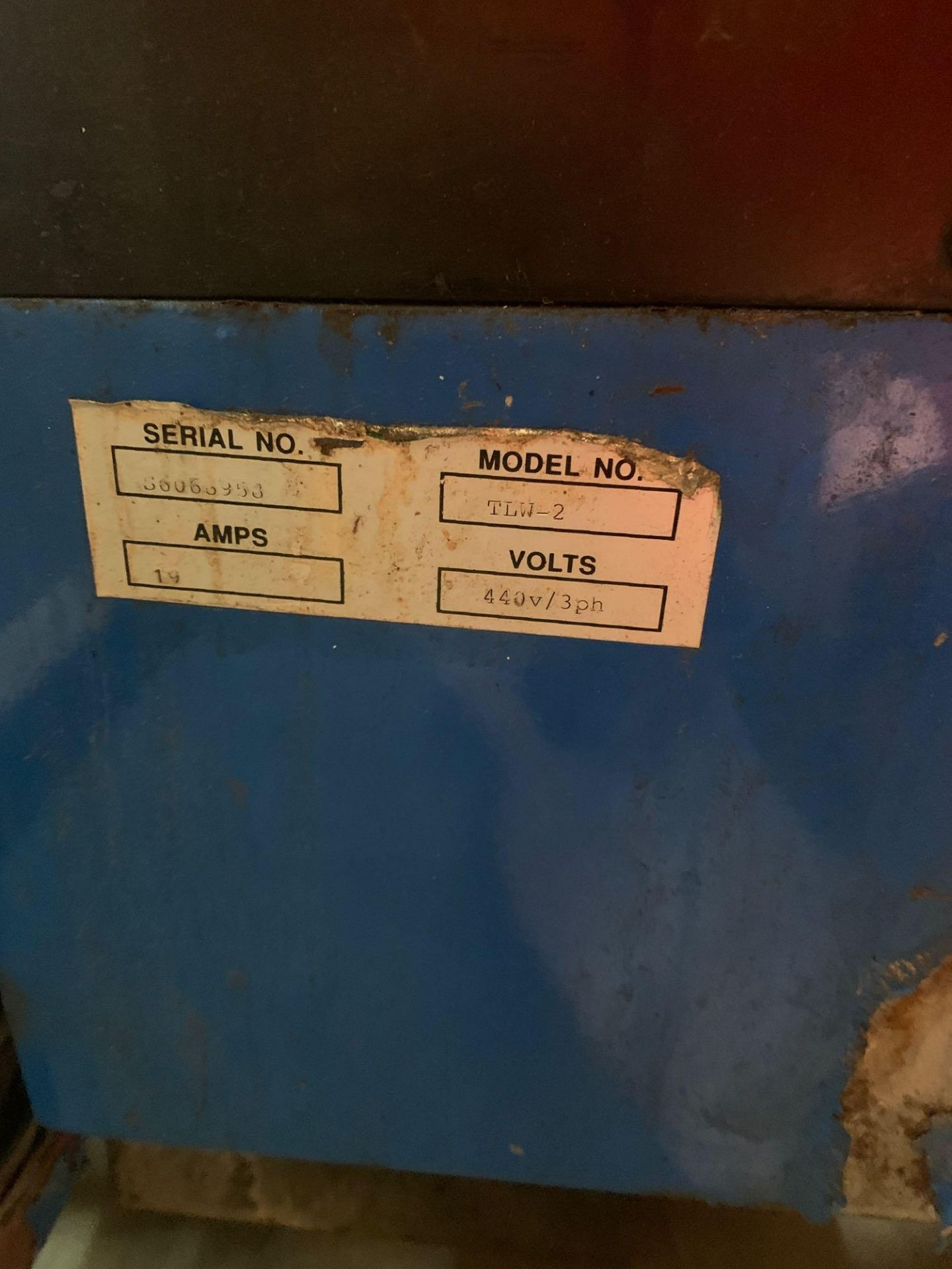 ArmaKleen Co Heated Parts Washer Model #TLW-2 - Image 3 of 8