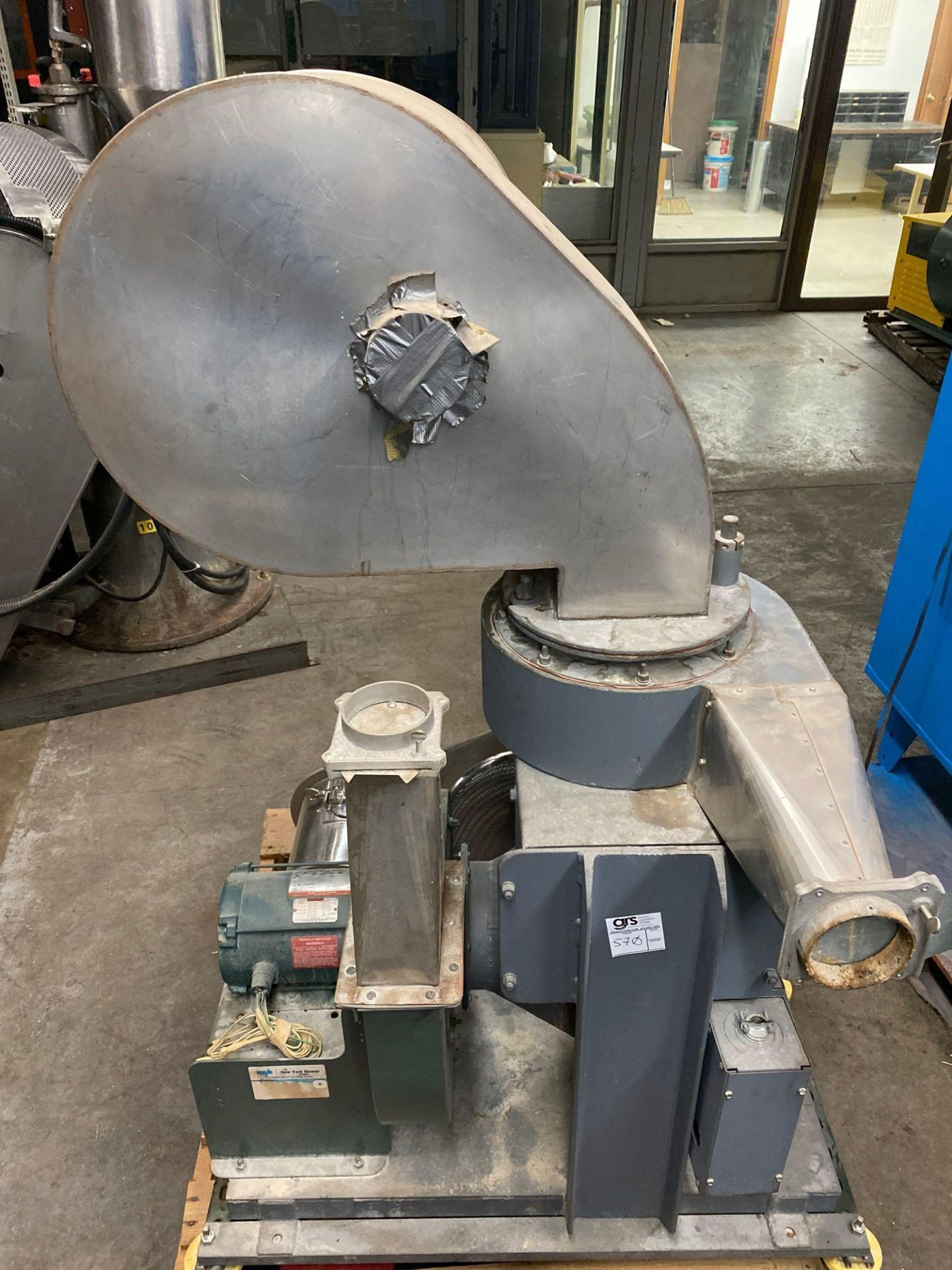 New York co. Blower - Image 3 of 8