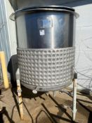 Jacketed Mixing Kettle