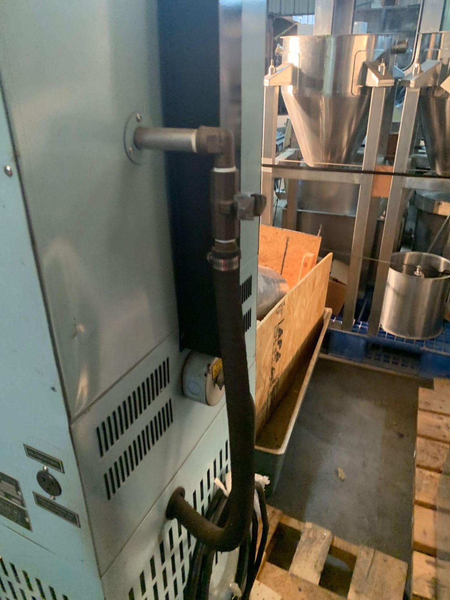 Blue M Vacuum Oven and Pump, Temp Range 260c-500f - Image 4 of 5