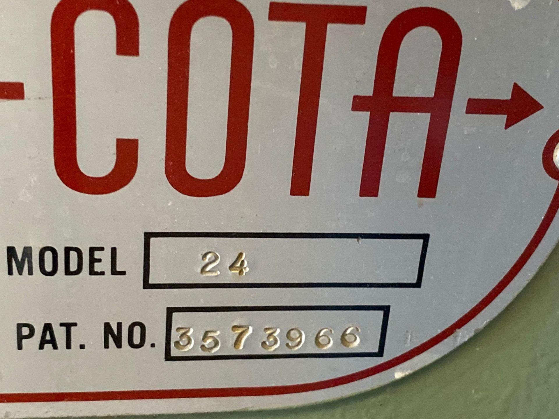 Accela-Cota Tablet Coater - Image 10 of 11