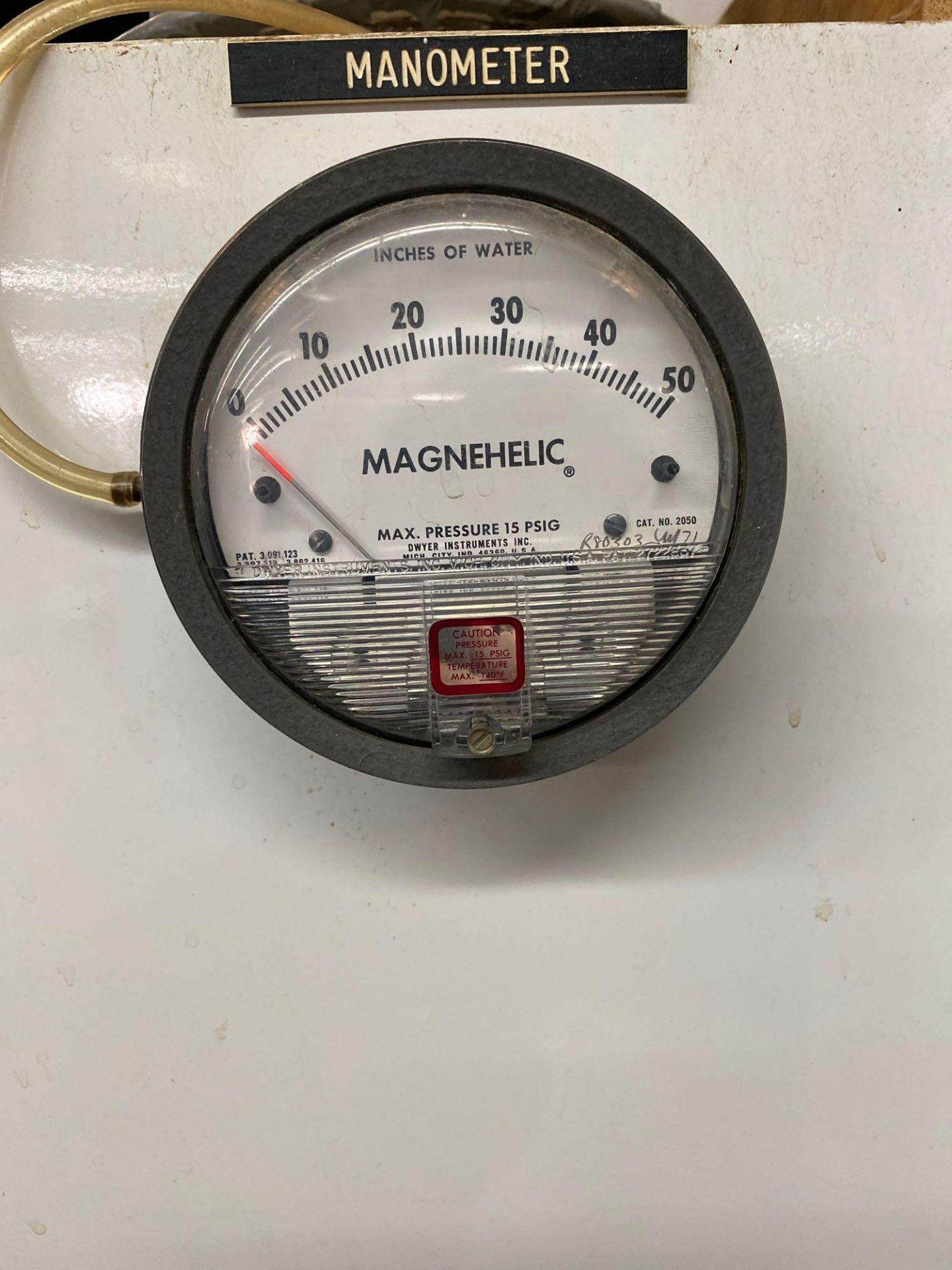 VectorFurend Hi-Coater, Flow Control Pump/Pressure Control - Image 7 of 18