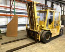 Taylor Diesel Heavy Duty Hydraulic Fork Lift