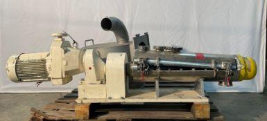 Ribbon Blender w/ SEW-Eurodrive Motor
