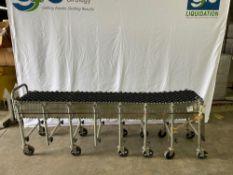 Expanding Portable Box Conveyor