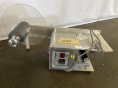 Approx. (9) Electronic Table Top Labellers