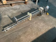 Blender w/ a Dayton Split Phase Gear Motor