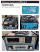 Accu-Count Series M Control Box 70050B1
