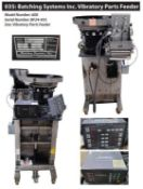 Batching Systems Inc. Vibratory Parts Feeder