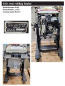 Auto Bagger Imprinter/P-100